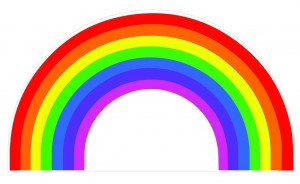 A Seven Color Rainbow is an Incomplete Creature