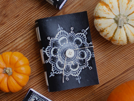 Fall Journals - getting into the vibes of the season