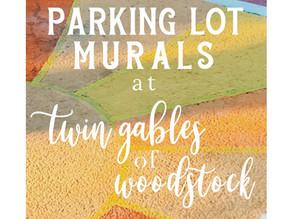 Parking Lot Murals (part one)