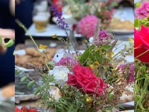 A SUMMER OF ENGLISH GARDEN PARTIES