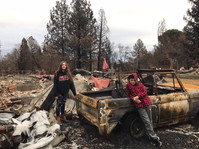 IWL Helps Victims of the Camp Fire