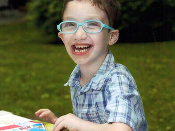 IWL Funds PROMPT Speech Therapy for Jonathan