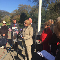 IWL Origins Honored in Central Park
