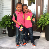 Gymnastics Helps Twins with Autism and ADHD