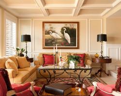 Living Room Susan Storrs Interior Design Ft Lauderdale Fl