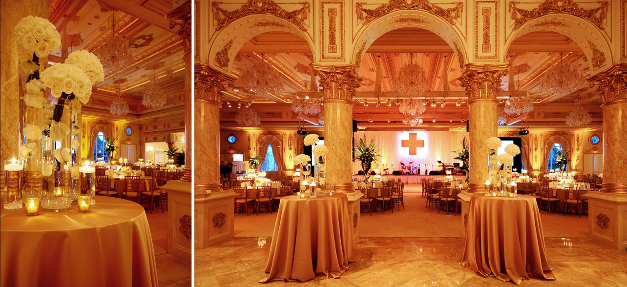Mar-a-Lago Palm Beach Red Cross Ball Rafanelli Events