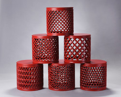 Mantra_Furnishings_Red_Tables