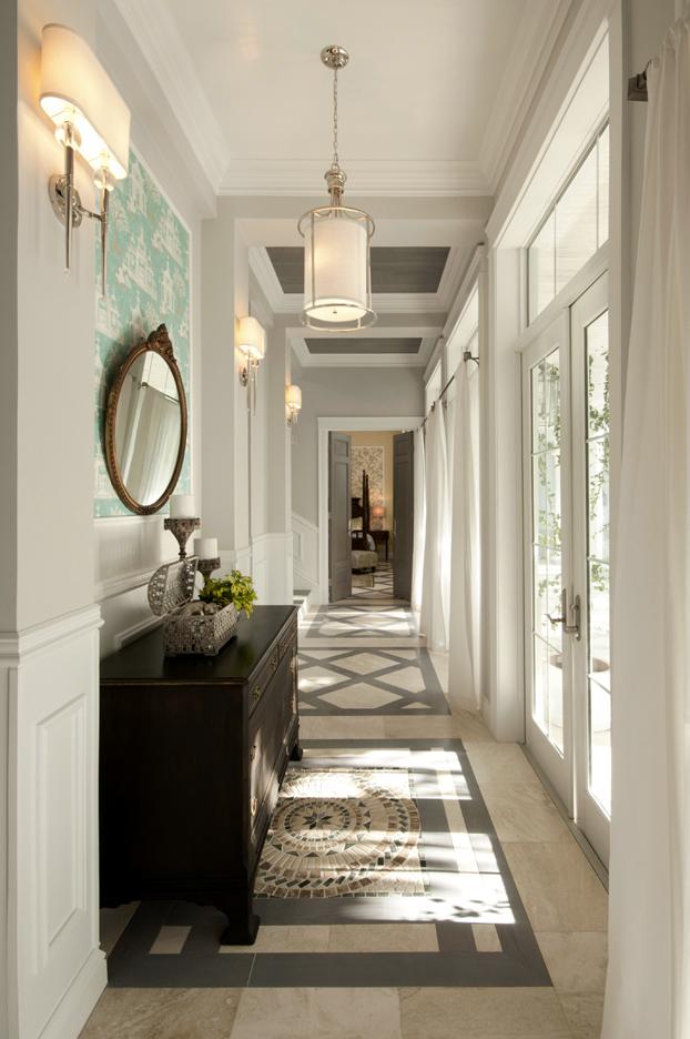 Hallway Bronte Design Bahamas