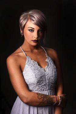 Izzy Black Background