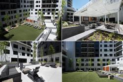 Skyvue Courtyard