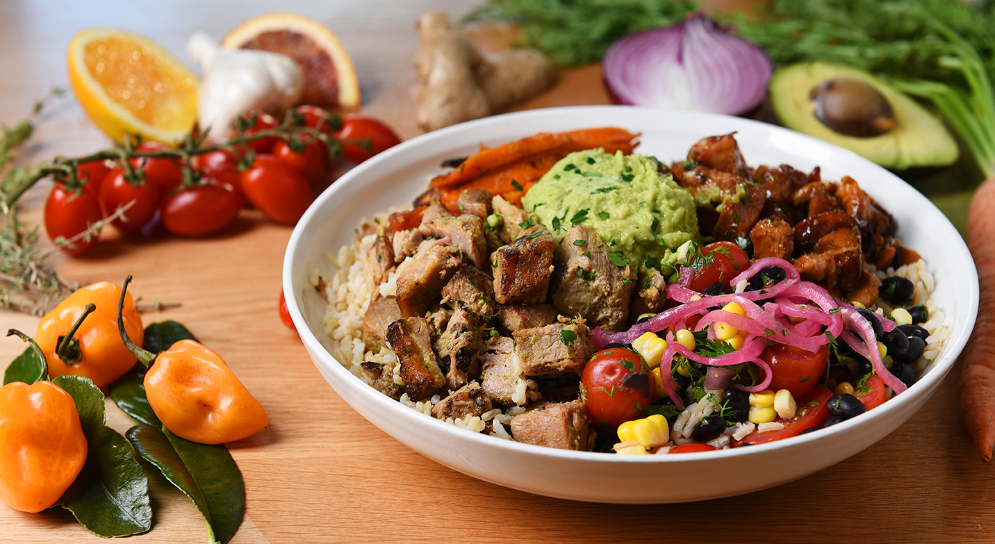 Ovlo Eats Curated Bowl