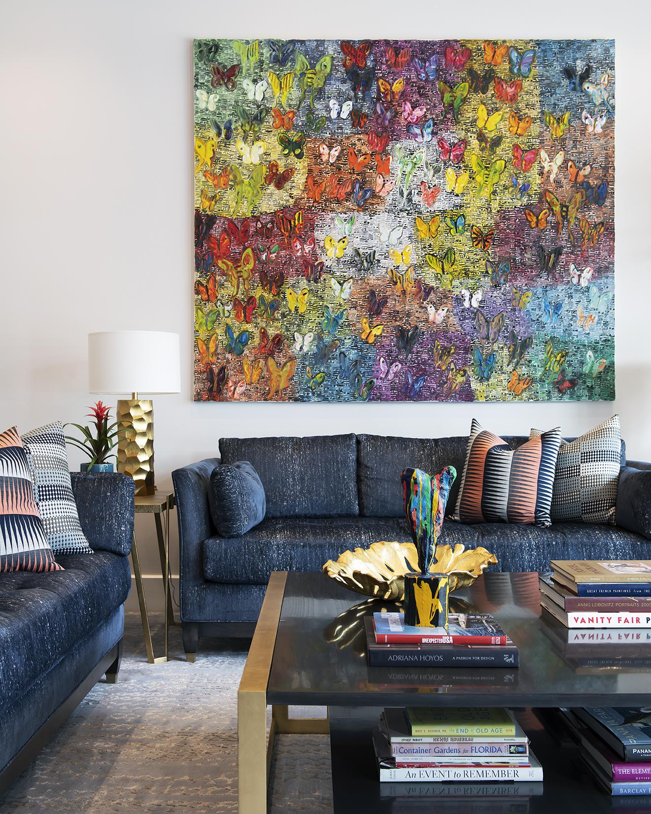 Family Room-Ft Lauderdale
