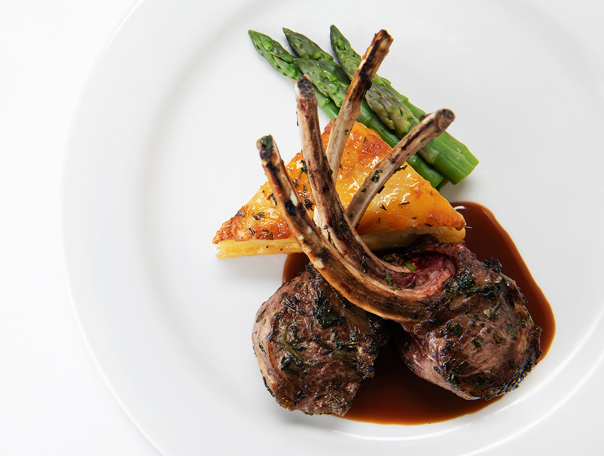 Vienna Wine Bar_Lamb Chops