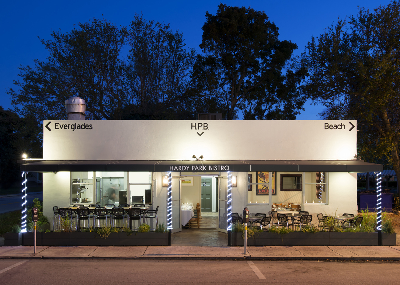 Hardy Park Bistro Ft. Lauderdale