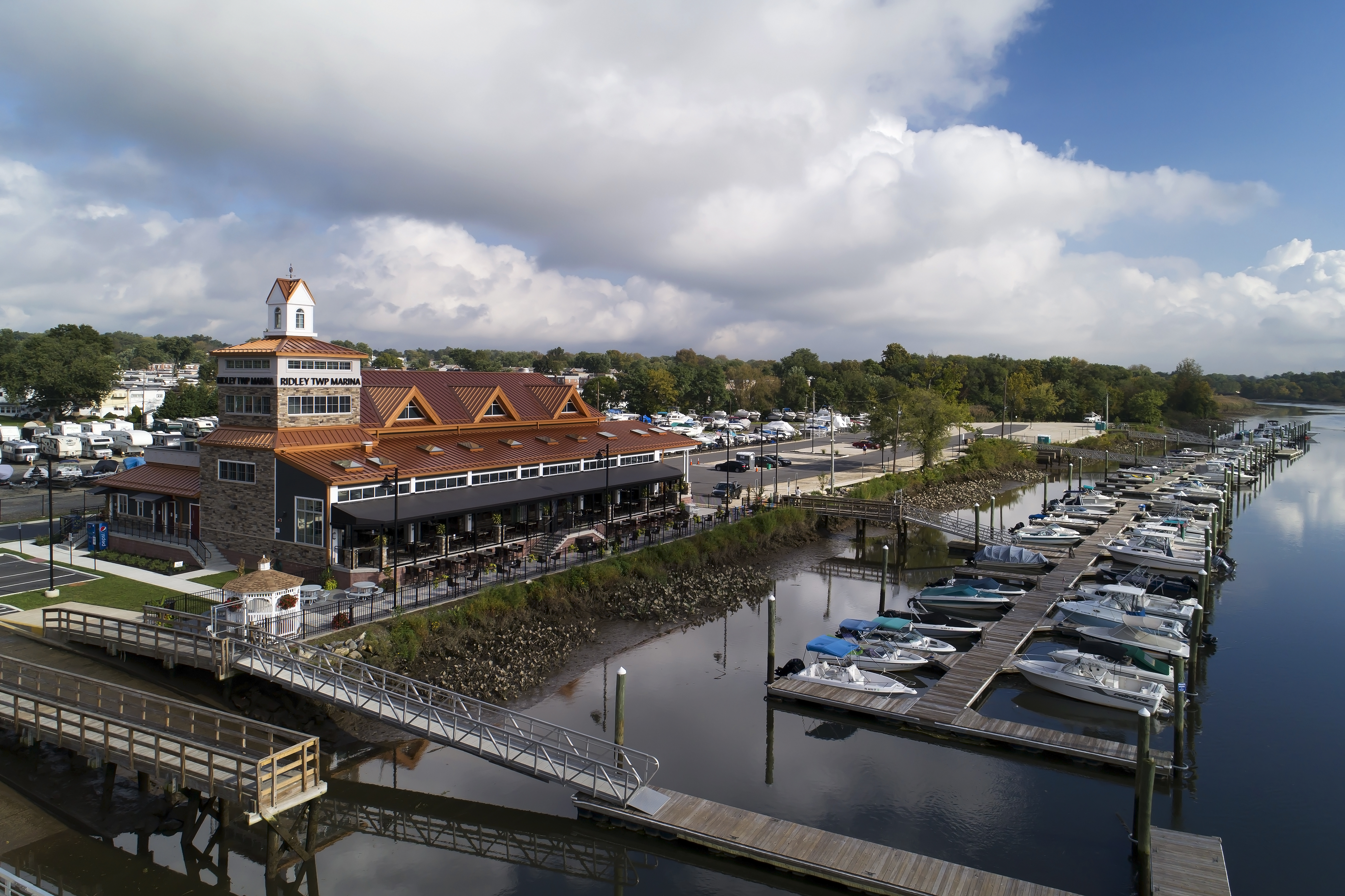 Ridley Park Marina PA