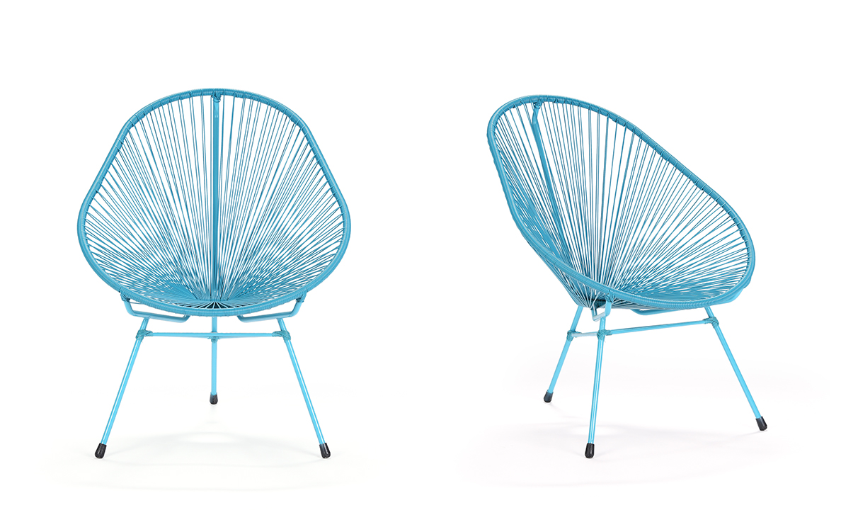Aqua String Chair