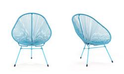 Aqua String Chair