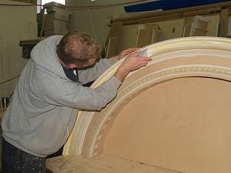 custom millwork designs