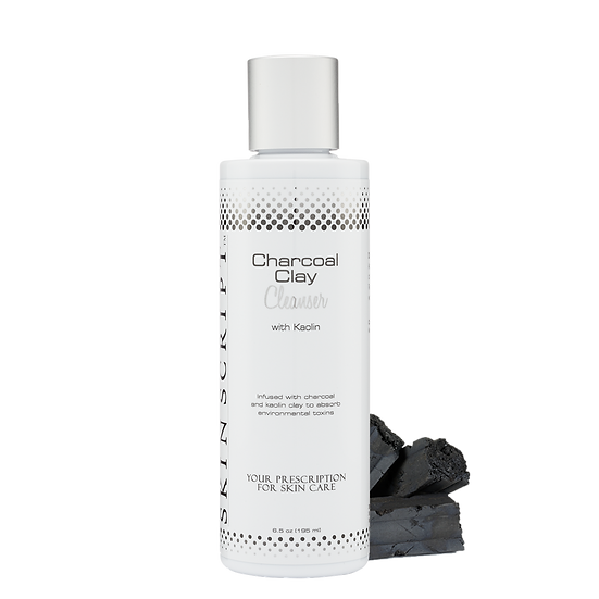 6.5 oz Charcoal Clay Cleanser