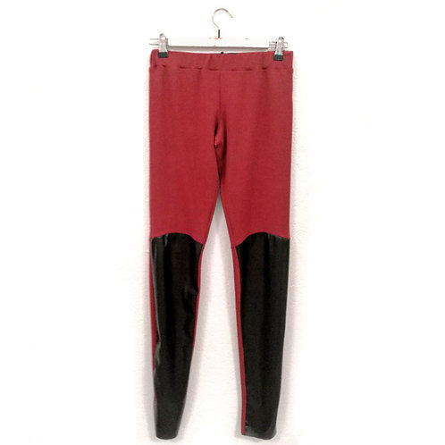 Leggings mattone
