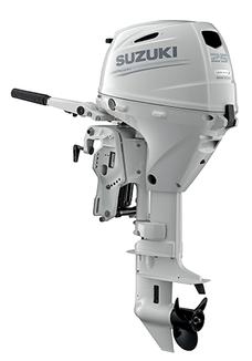 "Suzuki DF25AS2 15"" Four Stroke"