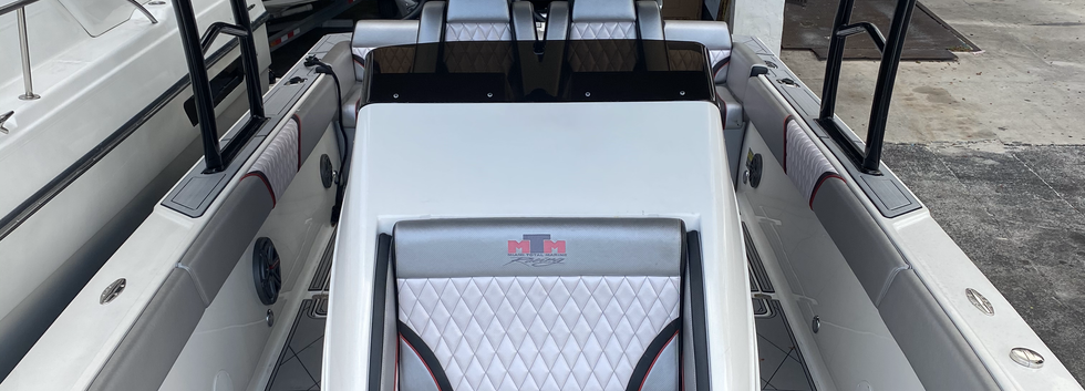 T-TOP AND CENTER CONSOLE