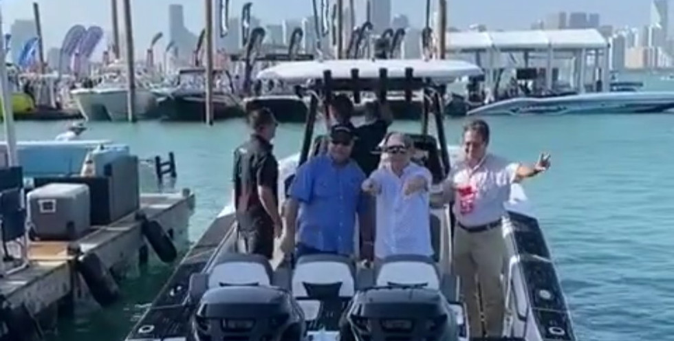 Miami Total Marine with Avanti Boats at