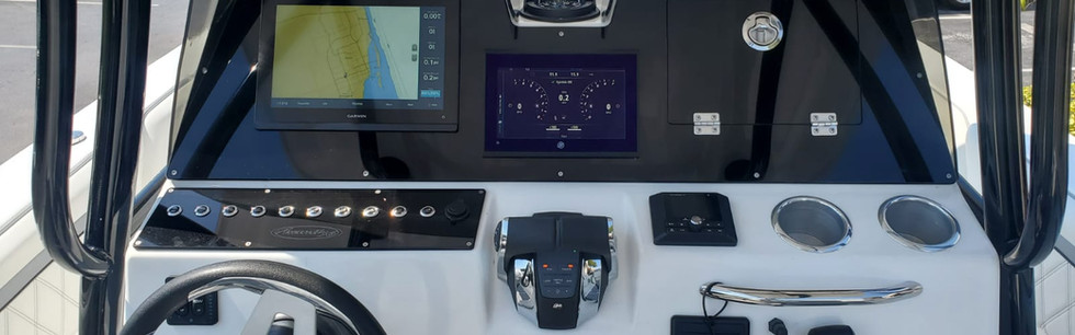 CENTER CONSOLE PANEL DASHBOARD