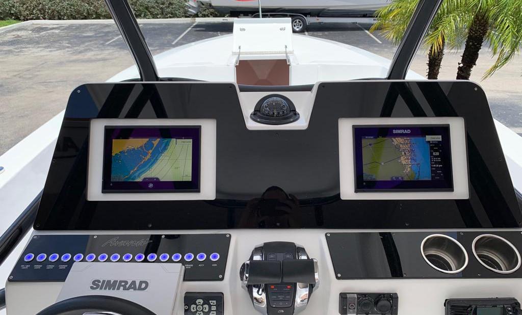 Dash Panel detail