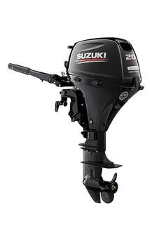 "Suzuki DF20AS2 15"" Four Stroke"