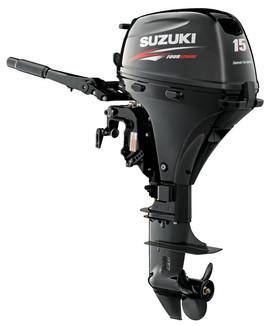 "Suzuki DF15AS2 15"" Four Stroke"