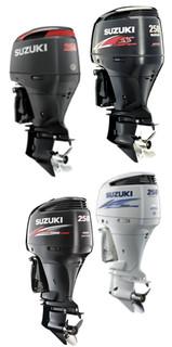 Suzuki DF250 Four Stroke