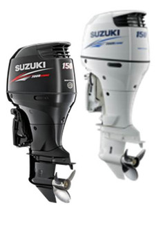 Suzuki DF150 Four Stroke
