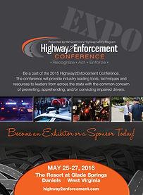 Highway2Enforcement flyer