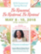 Spring Centinial Revival poster