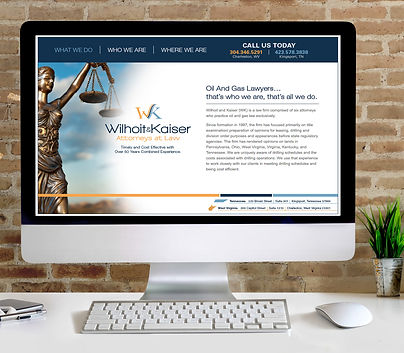 Wilhoit & Kaiser website