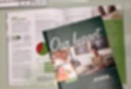 KISRA impact brochure