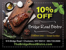Bridge Road Bistro coupon