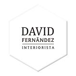 logo del estudio de interiorismo con forma hexagonal