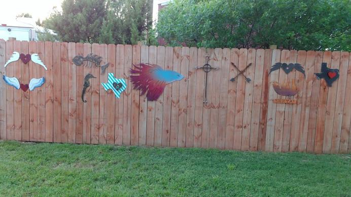 Yard Art Collection