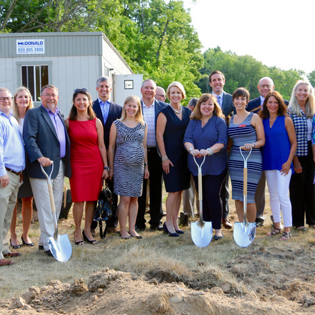 Ele's Place Ann Arbor Breaks Ground on Custom Center for Grieving Families