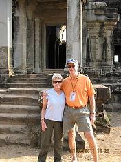 Steve Dobson and Judy Dobson