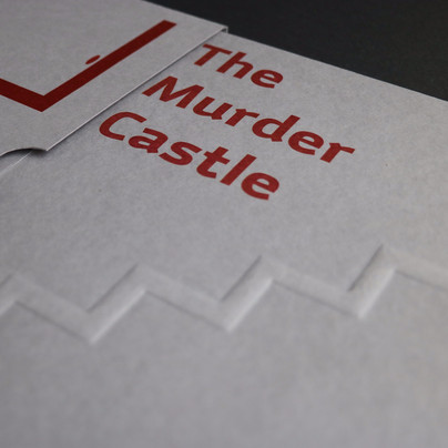 The Murder Castle by H.H. Holmes