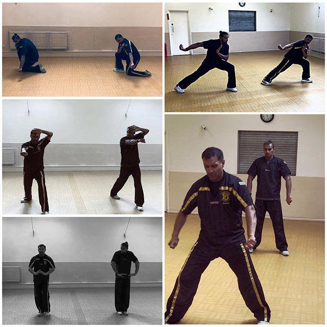 Saturday morning Kungfu sets with Lenny!! #mzmmartialarts #martialarts #kungfu #progressnotperfectio