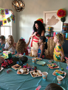 Voyager Princess Party!