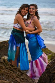 Mermaid friends