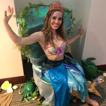 Mermaid Shelly