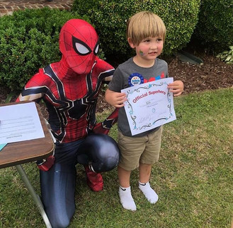 Official Superhero!