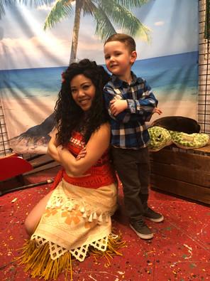 Voyager Princess at Mardi Gras 2018