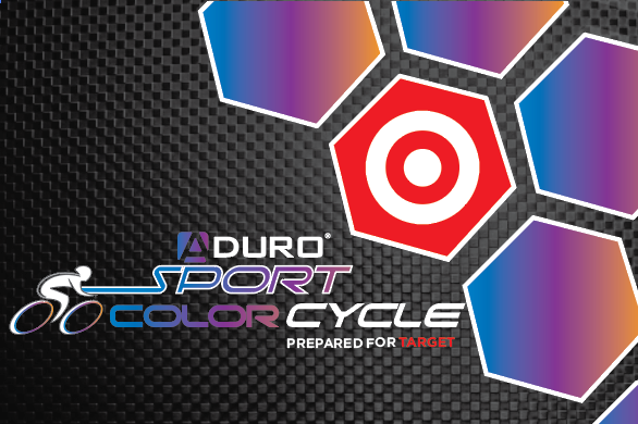 Color Cycle Presentation for Target
